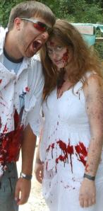 Me and Zombie Guy